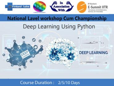 Deep Learning Using Python