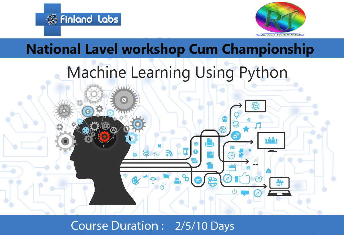 Machine Learning Using Python – Finland Labs