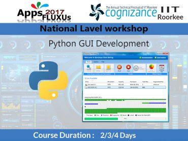 Python GUI Development