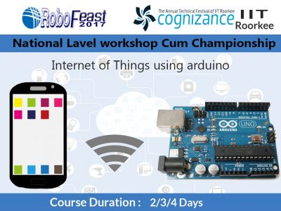 Internet of Things using arduino
