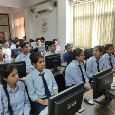 5 DAYS NSTP ON Python Programming AT Sobhasaria Group of Institutions, Sikar